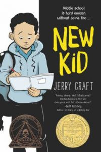 Book Cover New Kid