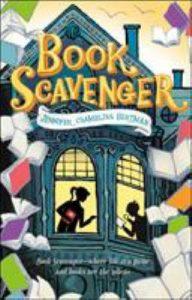 Book Cover Book Scavenger