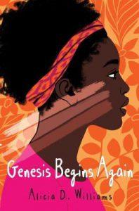 Book Cover Genesis Begins Again