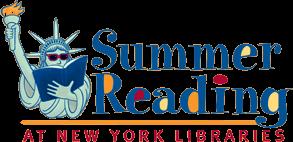 Summer Reading NY Lib Logo