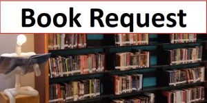 WGHS Library Book Request Image