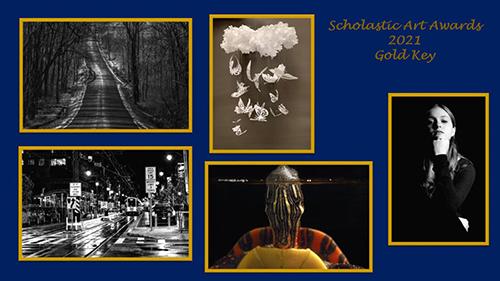 Scholastic Art 2021 Gold Key