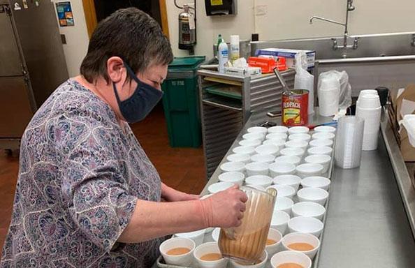 CMS Food Service Soup