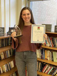 Morgan Valerino Award