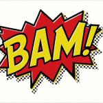 BAM Graphic Novels Logo