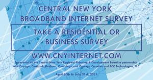 CNY Broadband Suvery