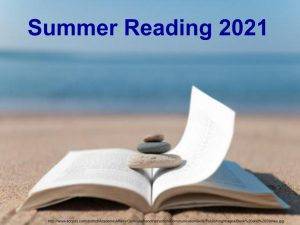 Summer Reading Title Slide