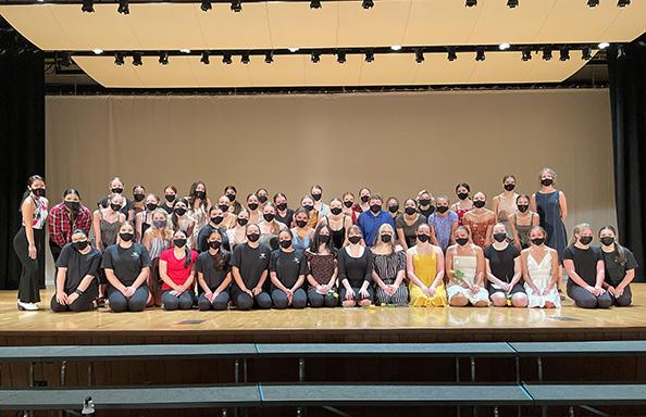 WGHS Dancers 2021