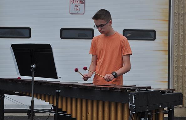MB Camp Marimbas Boy