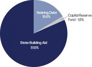 Referendum Financial Pie Chart