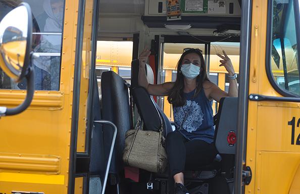 ST Bus Driver