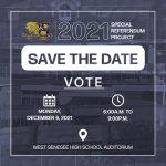 Referendum Vote Save the Date